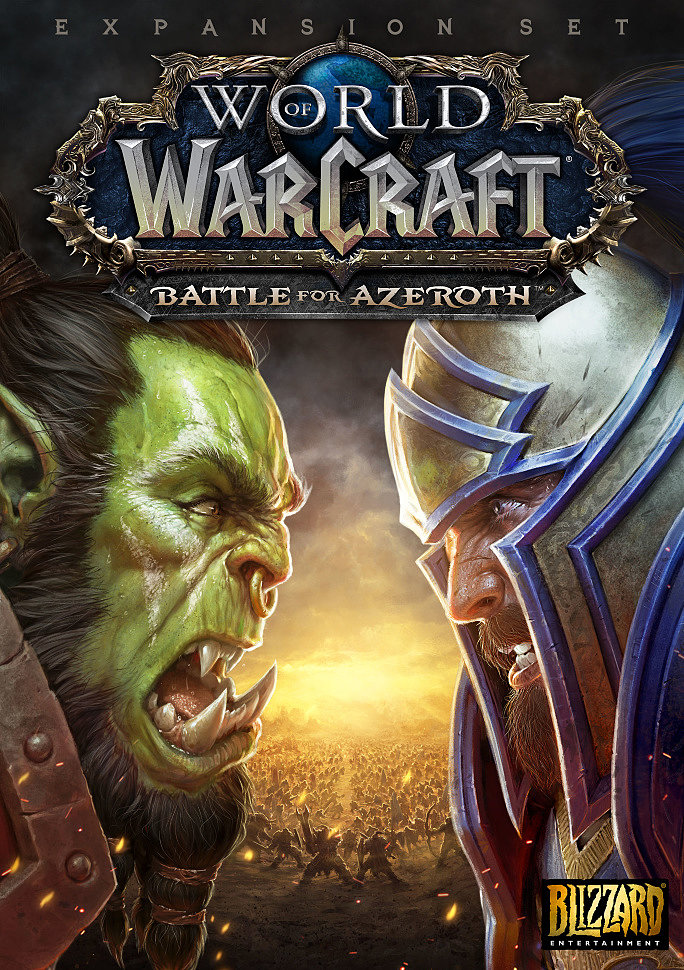 World of Warcraft: Battle for Azeroth (RU) Битва за Азерот - ключ ПРЕДЗАКАЗ