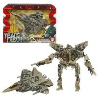 Фигурка Transformers Starscream robot Action figure (Dark of the Moon)