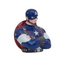 Бюст копилка Marvel Captain America Ceramic Bust Bank