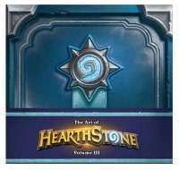 Артбук Art of Hearthstone Year of the Mammoth Volume 3 (Твёрдый переплёт) (Eng) том 3