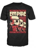 Футболка Men's Pop! T-Shirts: Star Wars - Stormtrooper Empire (размер M, L)