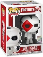 Фигурка Funko Fortnite фанко Фортнайт - Wild Card (Diamond)