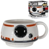 Чашка Funko Pop! Home 12 oz. Mug - Star Wars BB-8