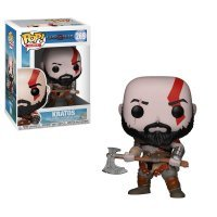 Фигурка Funko Pop! God of War - Kratos with Axe