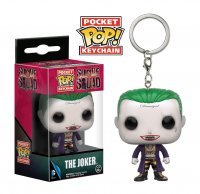 Брелок Funko POP Keychain: Suicide Squad - Joker Action Figure