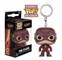 Брелок Funko POP Keychain: DC - The Flash Action Figure