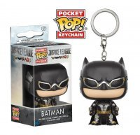 Брелок DC: Funko Pocket POP! Keychain - Justice League - Batman