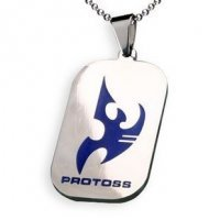 Медальон StarCraft 2 Protoss Necklace