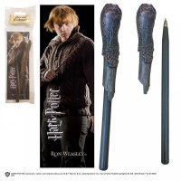 Ручка палочка Harry Potter - Ron Weasley Wand Pen and Bookmark + Закладка