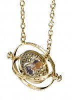 Кулон Harry Potter Маховик времени (Time Turner Necklace)