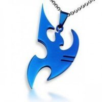 Брелок StarCraft 2 Protoss Necklace (цвет: синий)