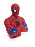 Бюст копилка SPIDERMAN Bank Bust Statue #2