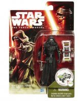 Фигурка Star Wars - Jungle Space Kylo Ren 10 cm