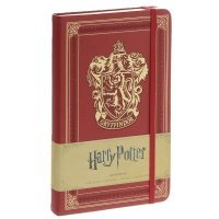 Блокнот Harry Potter: Gryffindor Ruled Pocket Journal (Insights Journals) (Hardcover)
