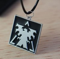 Брелок StarCraft 2 Terran  Necklace Black