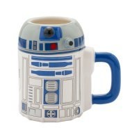 Кружка Star Wars R2-D2 Ceramic Sculpted Mug 20 Oz