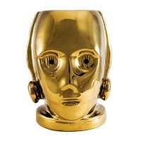 Кружка Star Wars C3PO Ceramic Sculpted Mug 20 Oz
