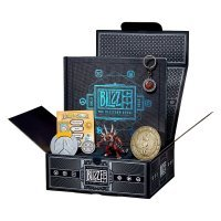 Blizzard BlizzCon 2018 Goody Bag (IN A BOX) Близкон Эксклюзив
