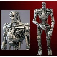 Фигурка Terminator Salvation T-600  Real Figure