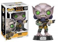 Фигурка Funko Pop! Star Wars - Rebels - Zeb
