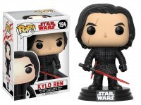 Фигурка Funko Pop! Star Wars - Kylo Ren (The Last Jedi)