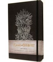 Блокнот Game of Thrones: Iron Throne Journal - Ruled (Hardcover)