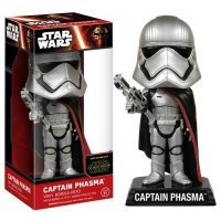 Фигурка Star Wars - The Force Awakens Captain Phasma Bobble Head