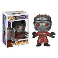 Фигурка Guardians of the Galaxy Star Lord Pop! Vinyl Bobble Head Figure