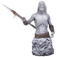 Статуэтка Game of Thrones WHITE WALKER Bust Limited edition