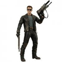 Фигурка Terminator 2  Series 3 T-800 Battle Across Time  Action Figure
