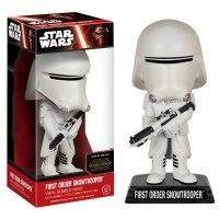 Фигурка Star Wars - The Force Awakens First Order Snowtrooper Bobble Head