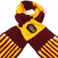 Шарф широкий Грифиндор (Scarf Harry Potter Gryffindor Wool) №2