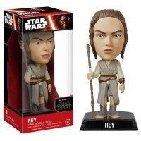 Фигурка Star Wars - The Force Awakens Rey Bobble Head