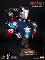 Бюст Iron man 3 III Iron Patriot Bust