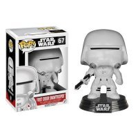 Фигурка Funko Pop! Star Wars - First Order Snowtrooper