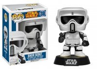 Фигурка Funko Pop! Star Wars - Biker Scout