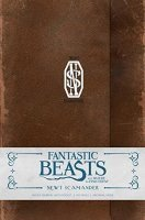 Блокнот Fantastic Beasts: Newt Scamander Ruled (Insights Journals) (Hardcover)