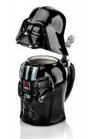 Кружка Star Wars Darth Vader Stein - Collectible 22oz Ceramic Mug with Metal Hinge