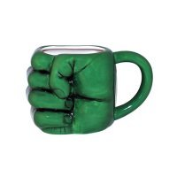 Чашка Avengers - Marvel The Hulk Hand 3D Sculpted Mug 20 oz.