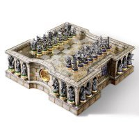Шахматы Властелин колец The Lord of the Rings Chess Set