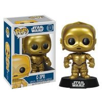 Фигурка Funko Pop! Star Wars - C-3PO