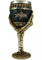 Кубок Game of Thrones Wine Goblet - Dragon Skeleton
