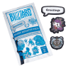 Сумка Близкон 2018 - BlizzCon Badge - Epic Version