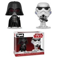 Фигурка Funko VYNL: Star Wars - Darth Vader and Stormtrooper