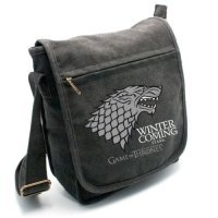 Сумка Game of Thrones Stark Messenger Bag