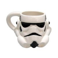 Чашка Star Wars Stormtrooper Sculpted Ceramic Mug 18 oz.