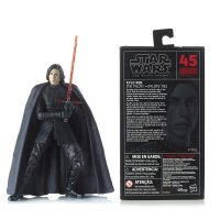 "Фигурка Star Wars Episode 8 Black Series 6"" Kylo Ren Action Figure"