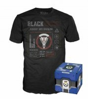 Футболка Overwatch Funko: Blackwatch Covert Ops T-Shirt (размер L)