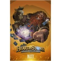 Плакат фирменный Blizzard - Hearthstone Innkeeper Poster
