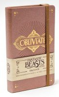 Блокнот Fantastic Beasts and Where to Find Them: Obliviate Ruled Pocket (Insights Journals)